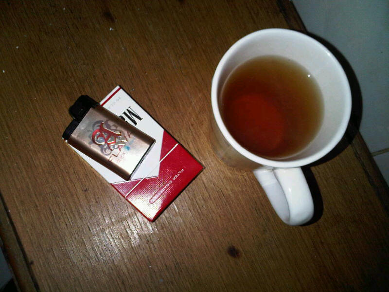 Coffee And Marlboro Cigarettes | www.imgkid.com - The ...
