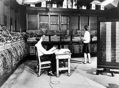 The History of the ENIAC Computer | Fahmi Rahman